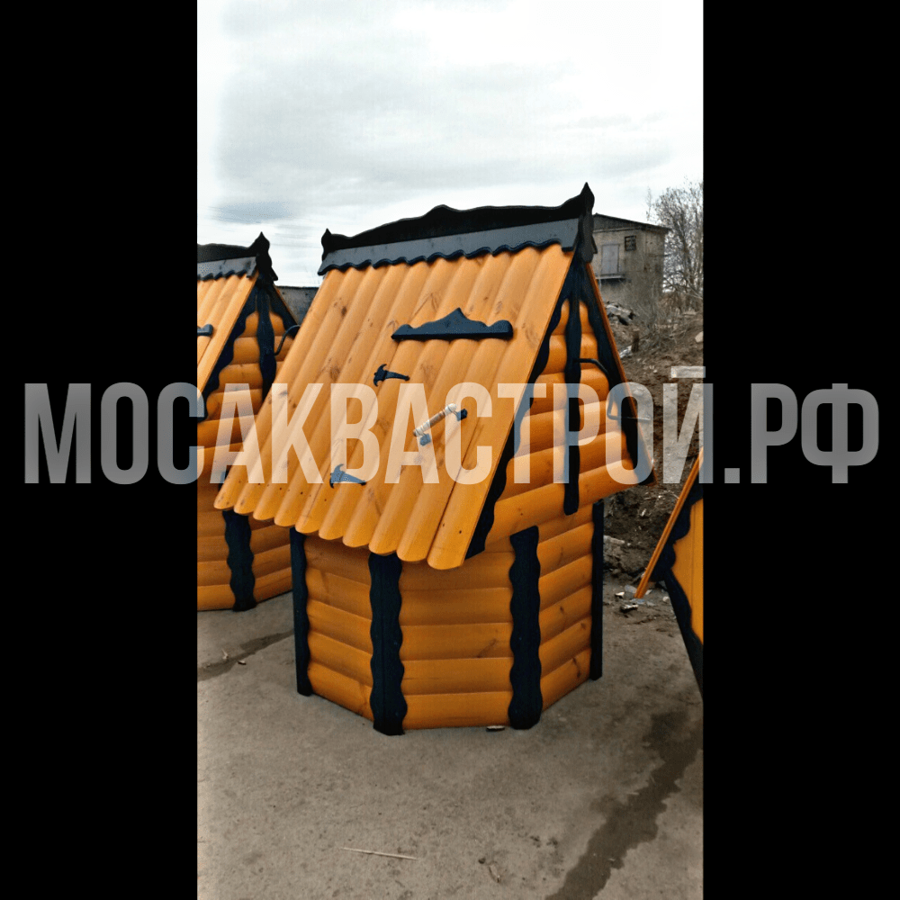 Домики для колодцев в Московской области, Компания