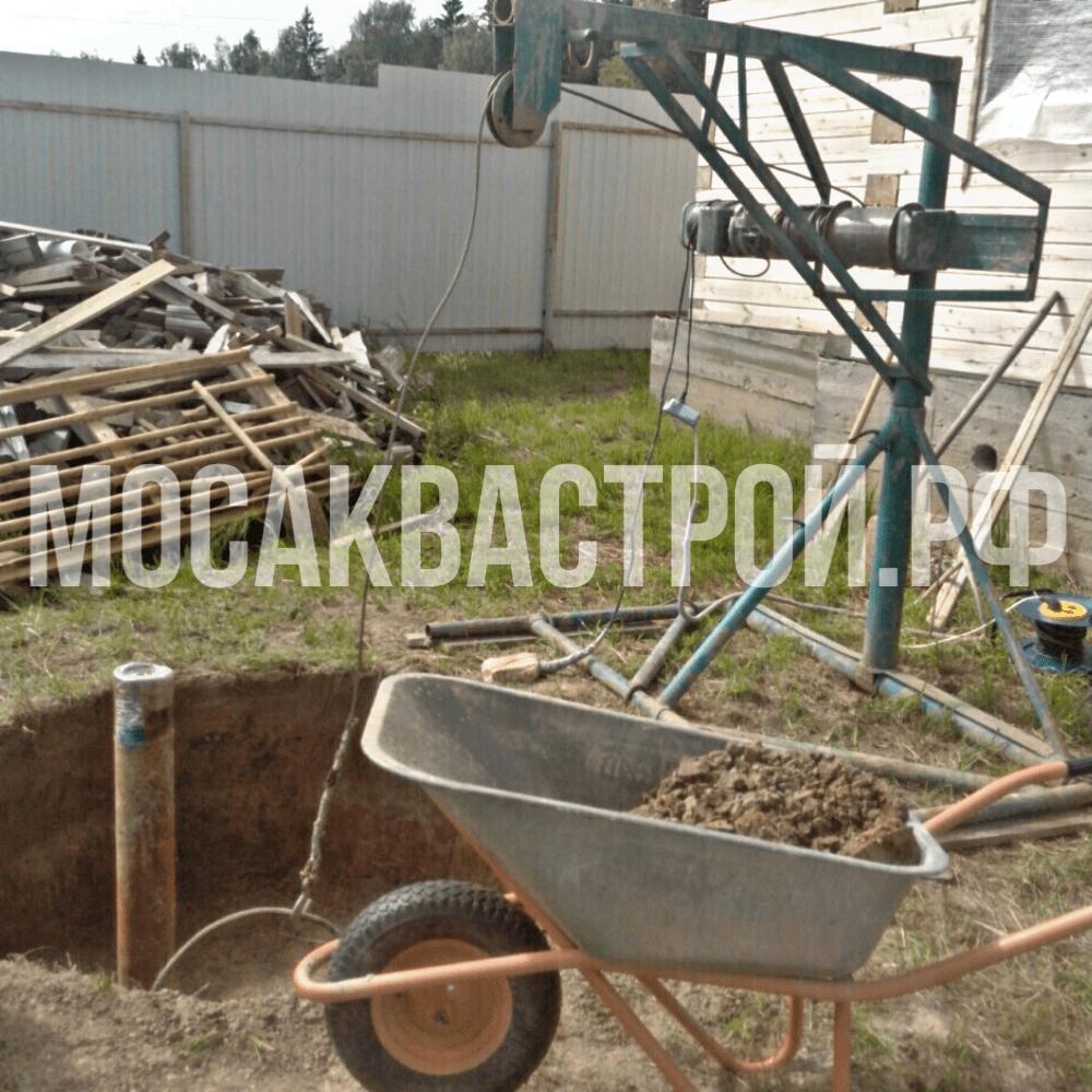 Копка колодцев в Московской области под ключ, Компания