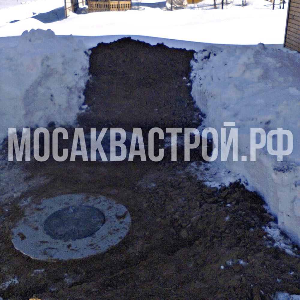 Септик из железобетонных колец в Московской области, Компания